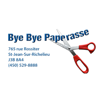 Bye Bye Paperasse