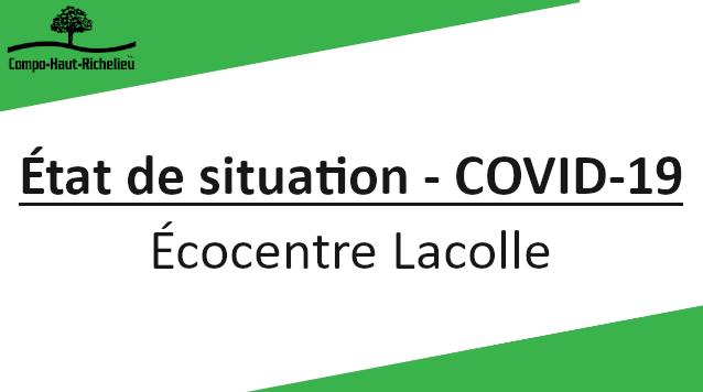 Web-Article - covid-19 - ecocentre lacolle